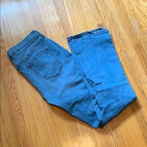 Old Navy light wash jeans size 10